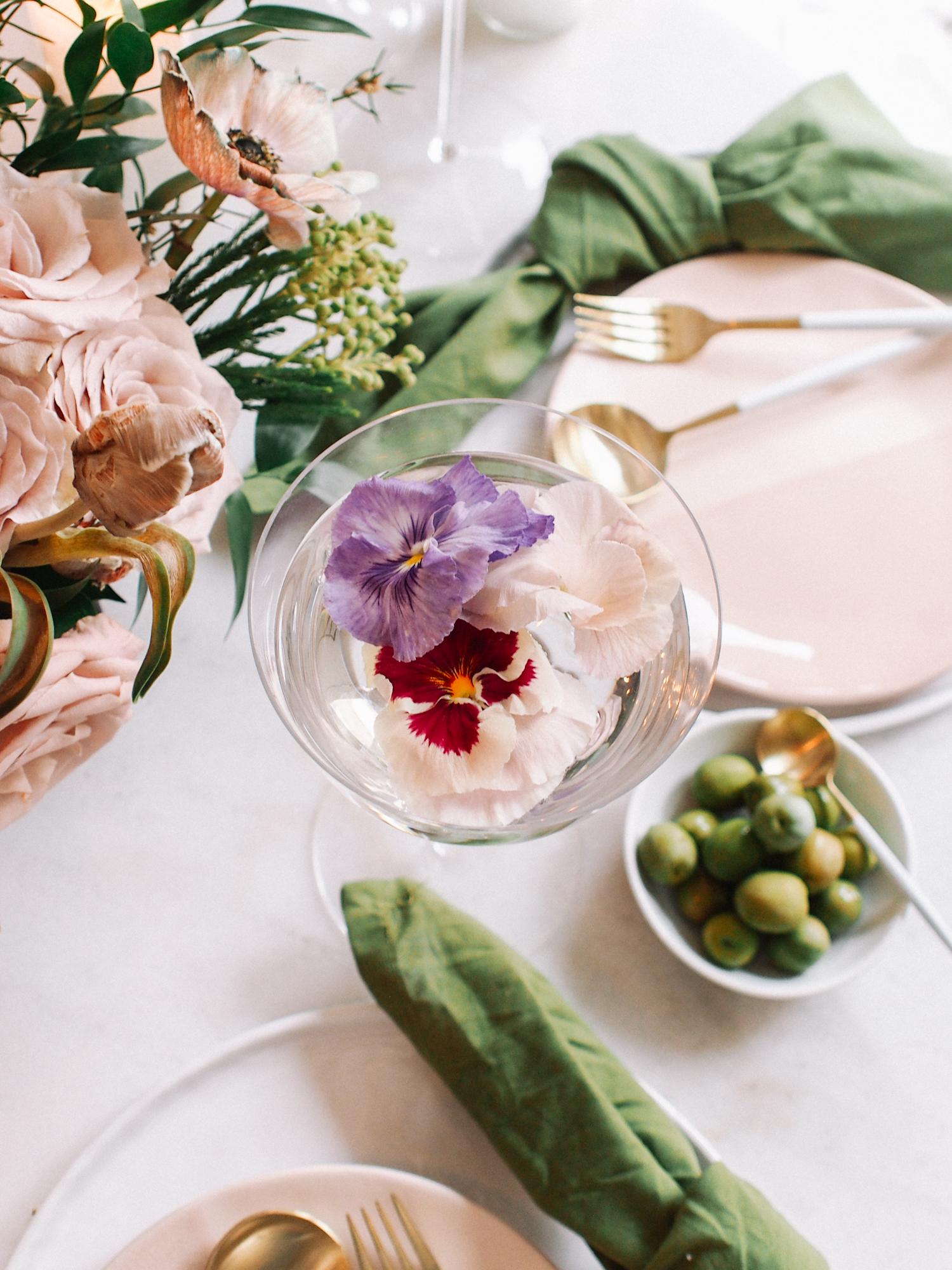 Spring Tablescape | A Fabulous Fete