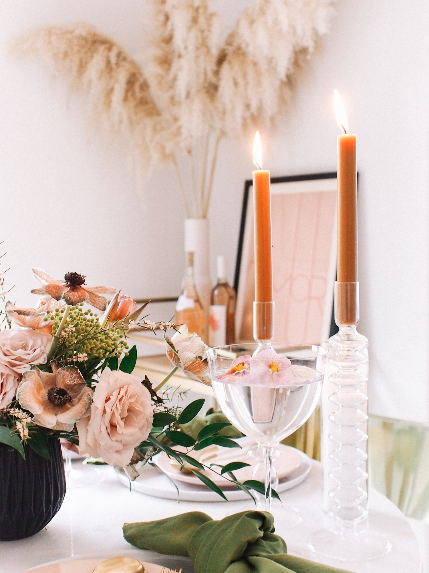 How to set a beautiful spring table | A Fabulous Fete