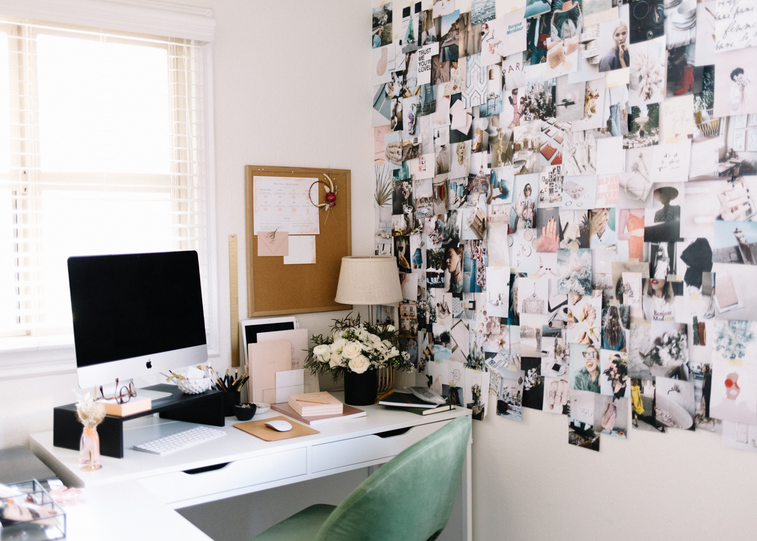 Tips for Organizing Your Workspace | A Fabulous Fete