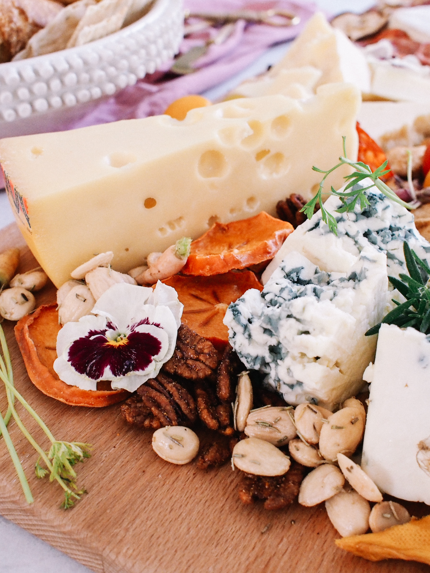 How to create the perfect cheese board | A Fabulous Fete