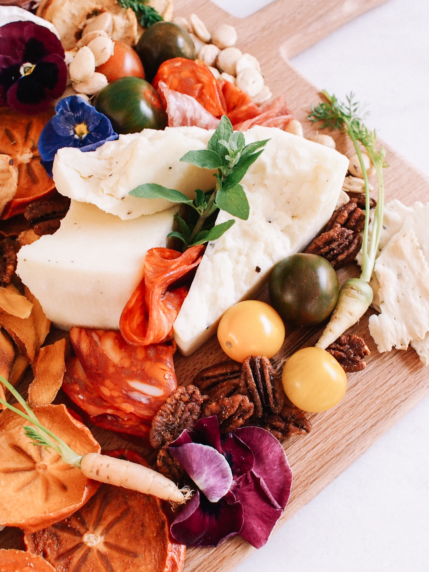 Steps to create the perfect cheese board | A Fabulous Fete