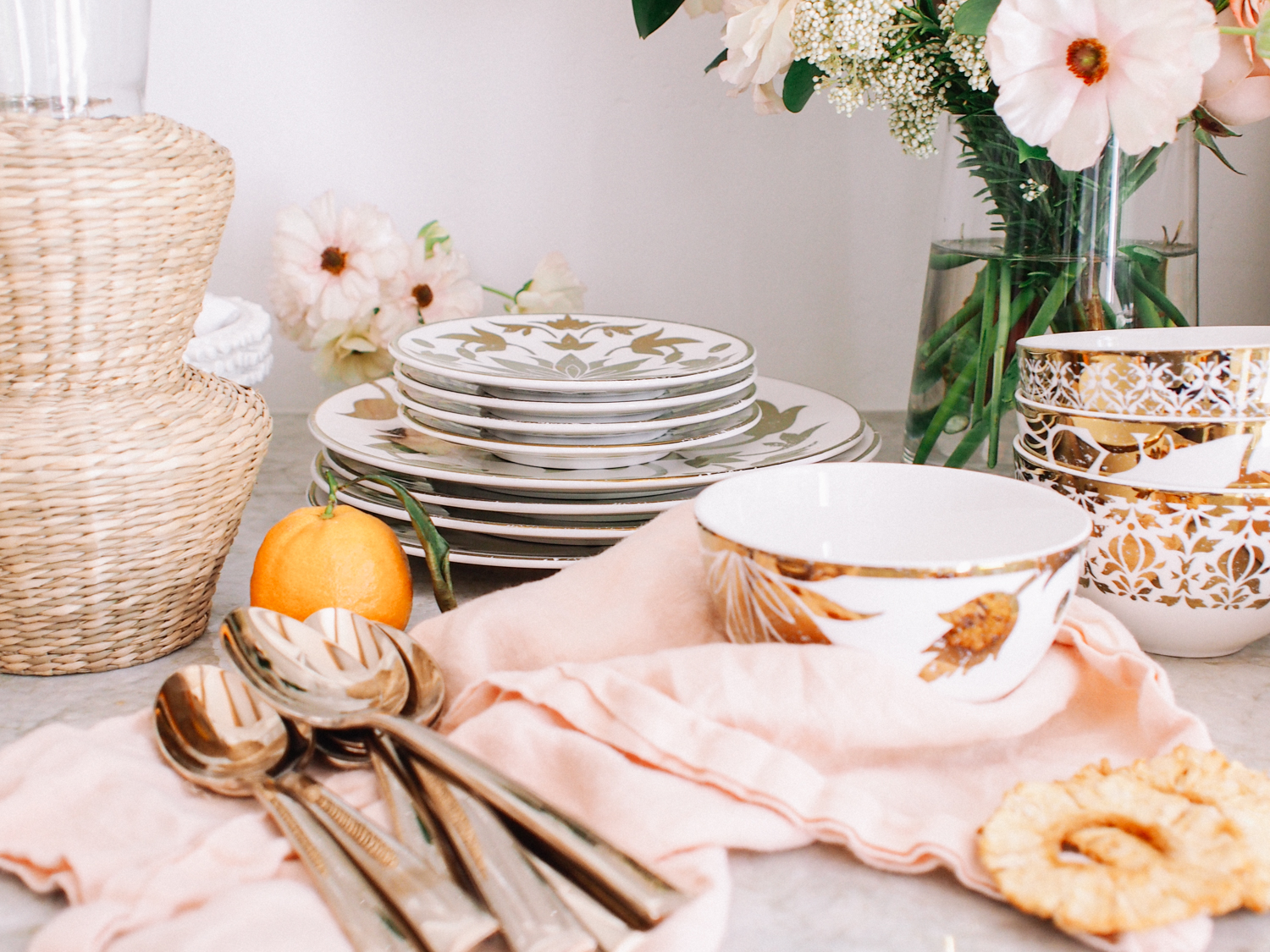 How To Host An Easy Brunch | A Fabulous Fete
