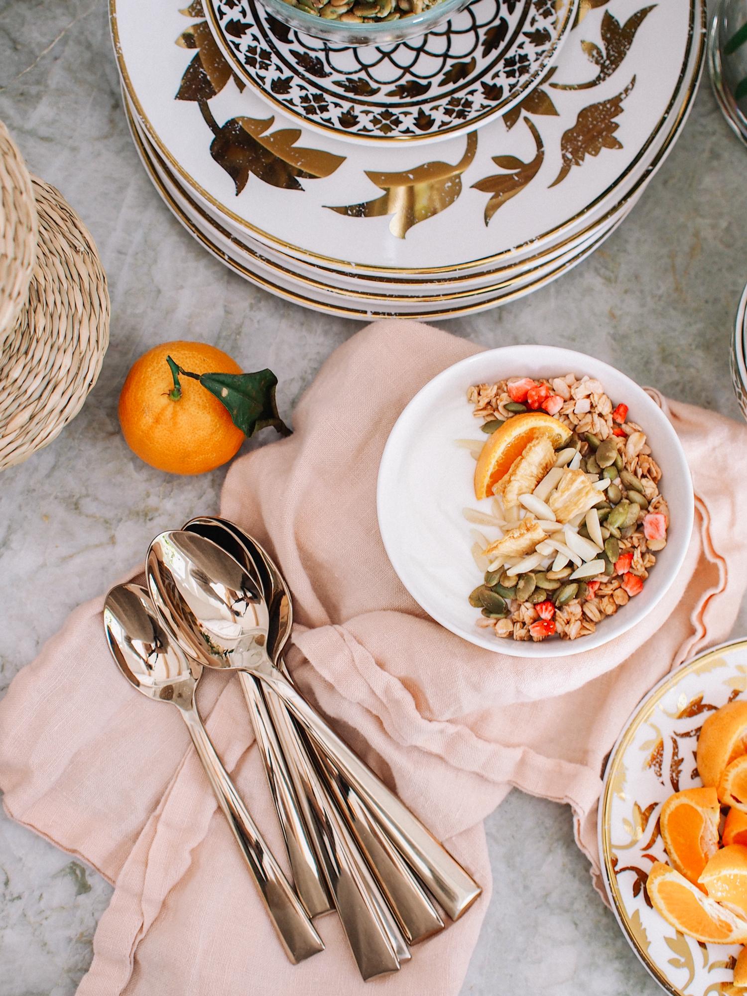 "How to Host A ""no-cook"" brunch | A Fabulous Fete"
