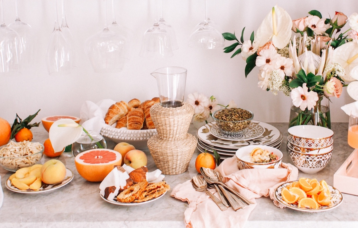 "Why Your Next Brunch Should Be a ""No-Cook"" Brunch 