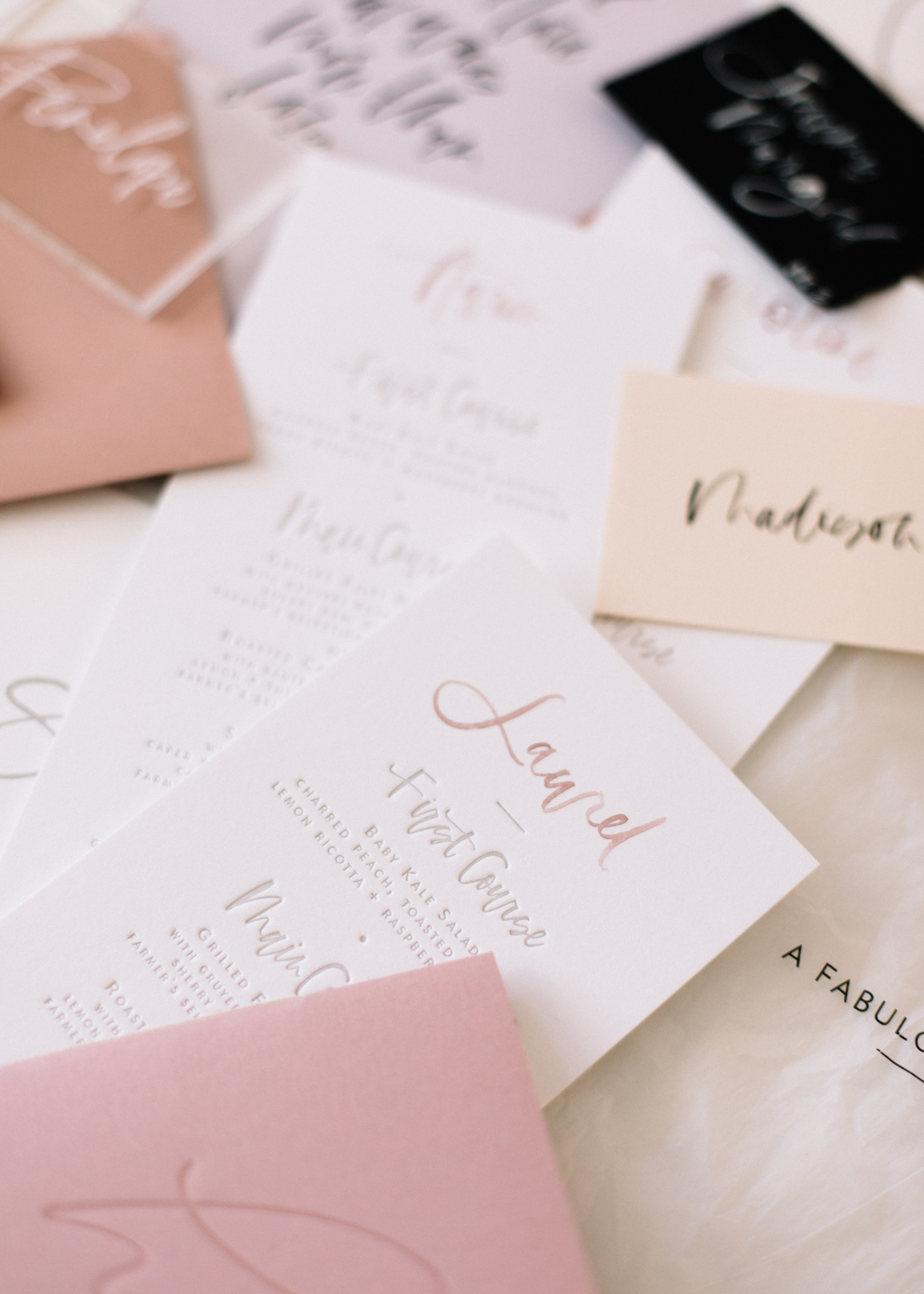 What 'Day of Wedding Items' You May Need || A Fabulous Fete