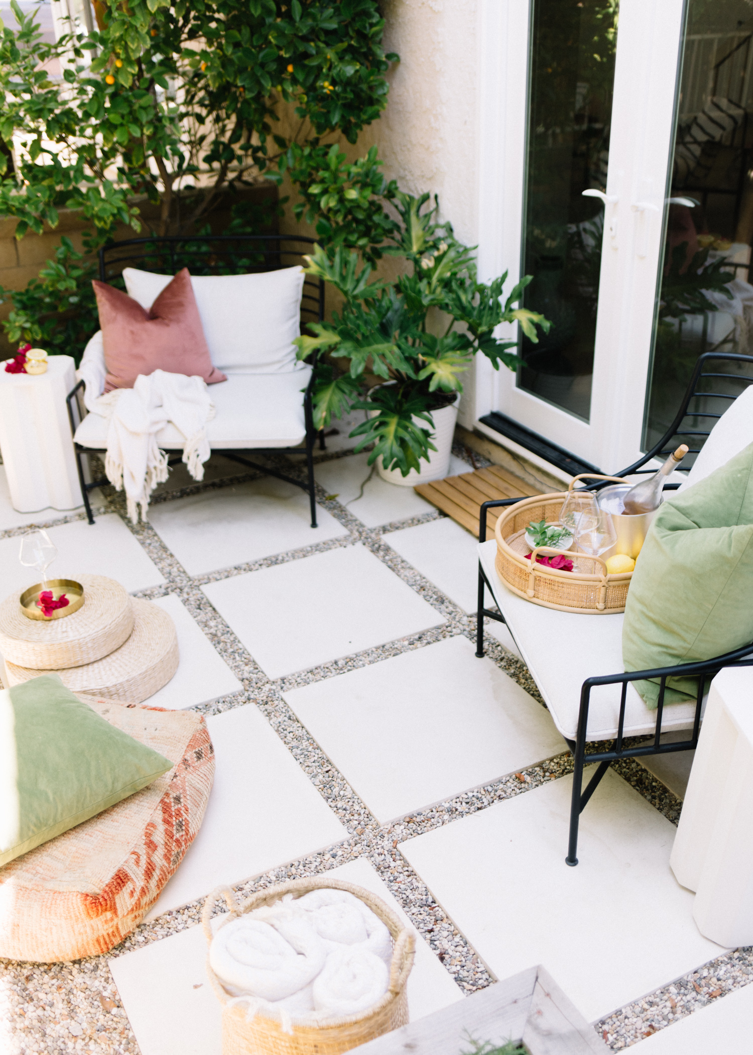 Outdoor Space Update | A Fabulous Fete