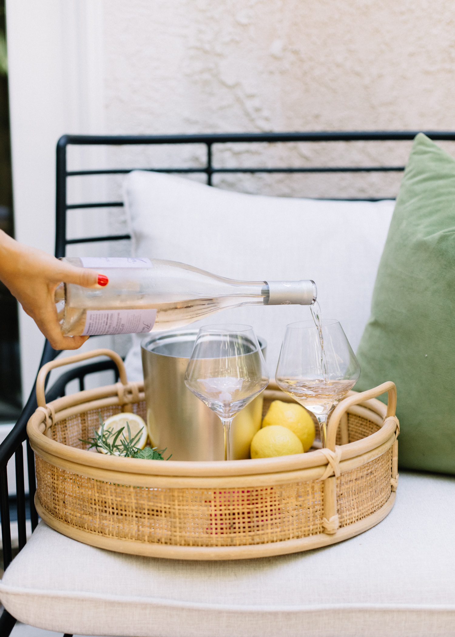 Update Your Patio On A Budget  | A Fabulous Fete