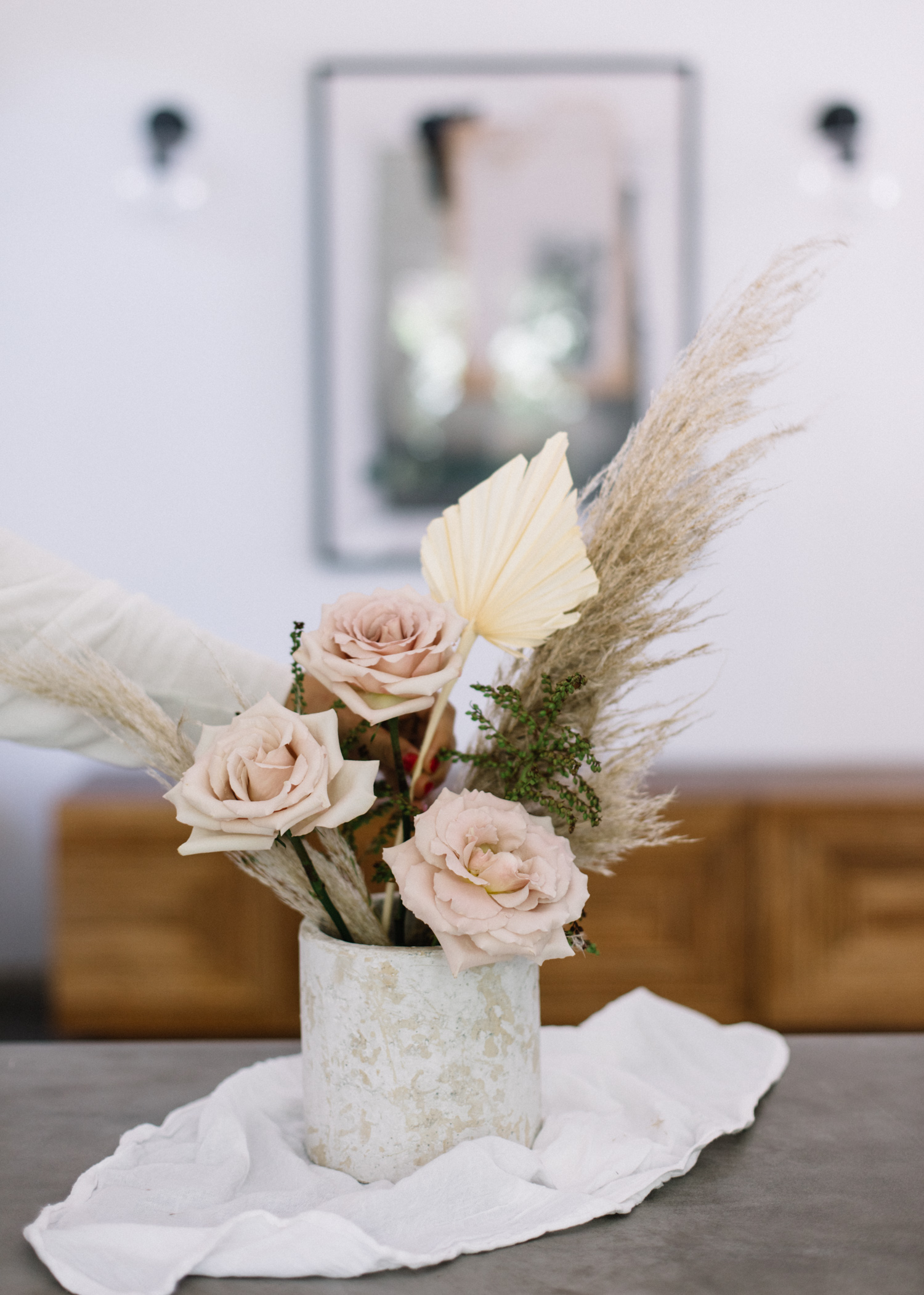 Dried and Fresh Florals || Summer Flowers - A Fabulous Fete