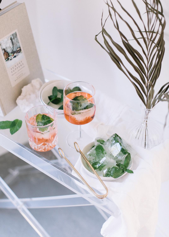Mint Ice Cubes - A Fabulous Fete.jpg