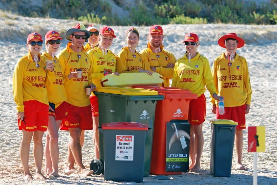 Kesab bins at Somerton 2014.jpg