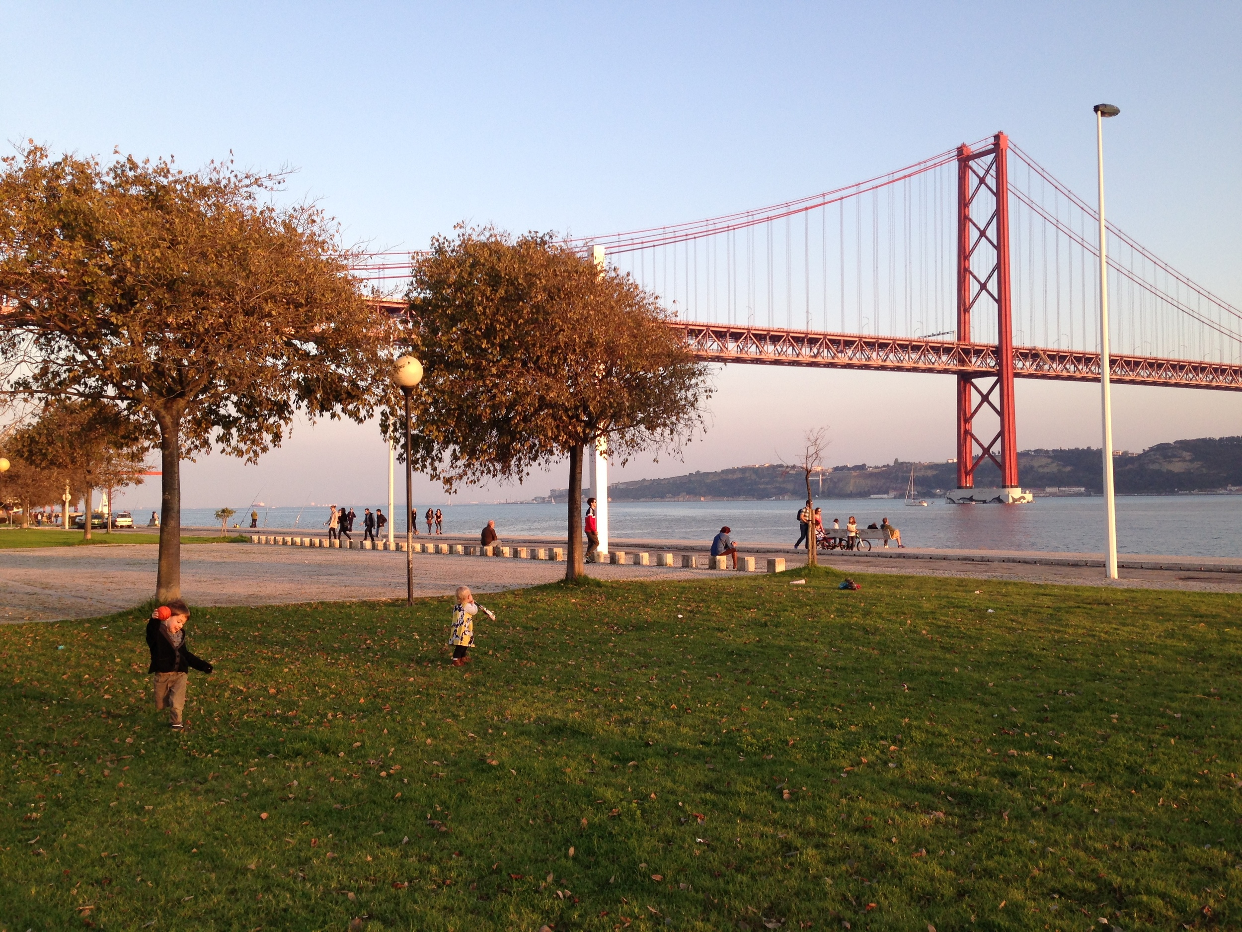 Lisbon, Portugal in November