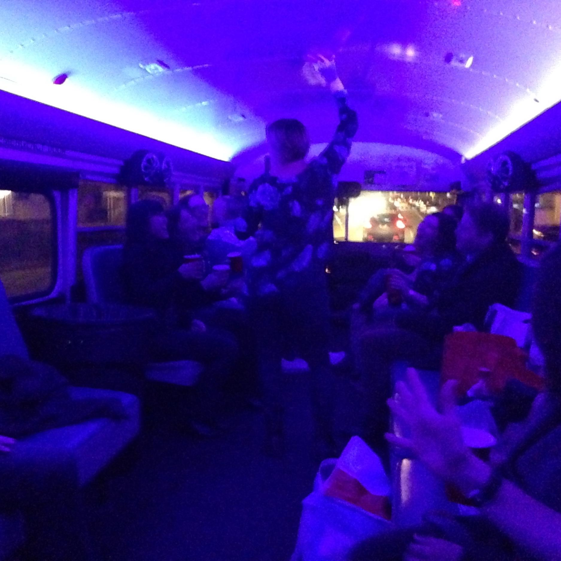 Bus a move