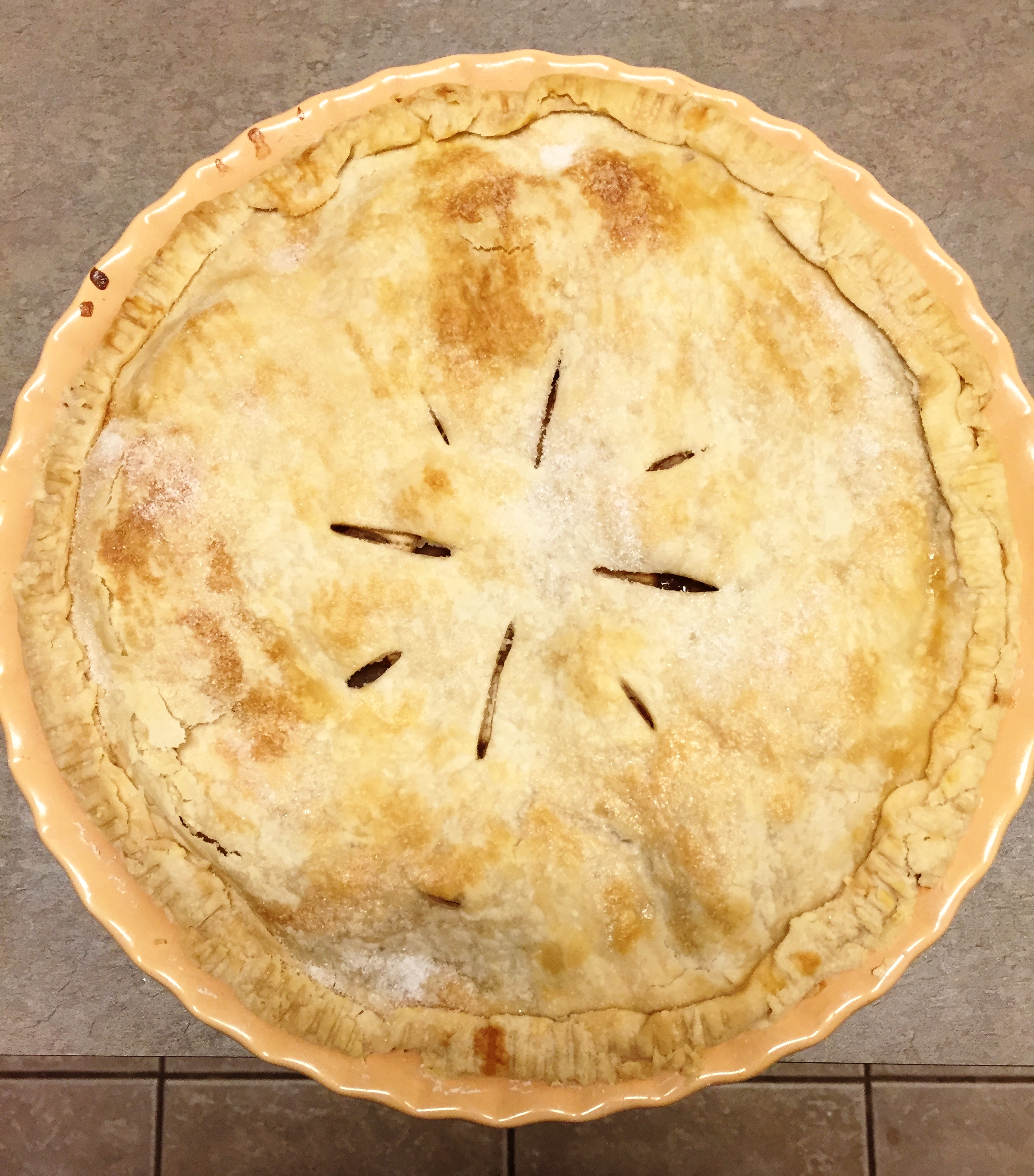 Apple pie, anyone?