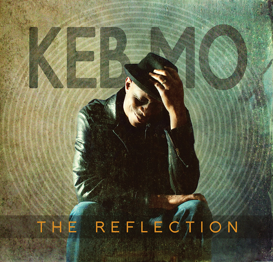 Grammy winning artist Keb' Mo' Album Cover. Photography + design.