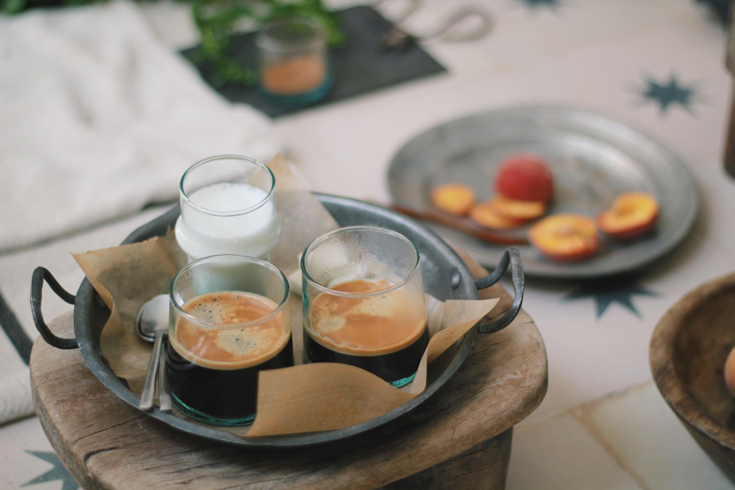 moroccan coffee - a dream