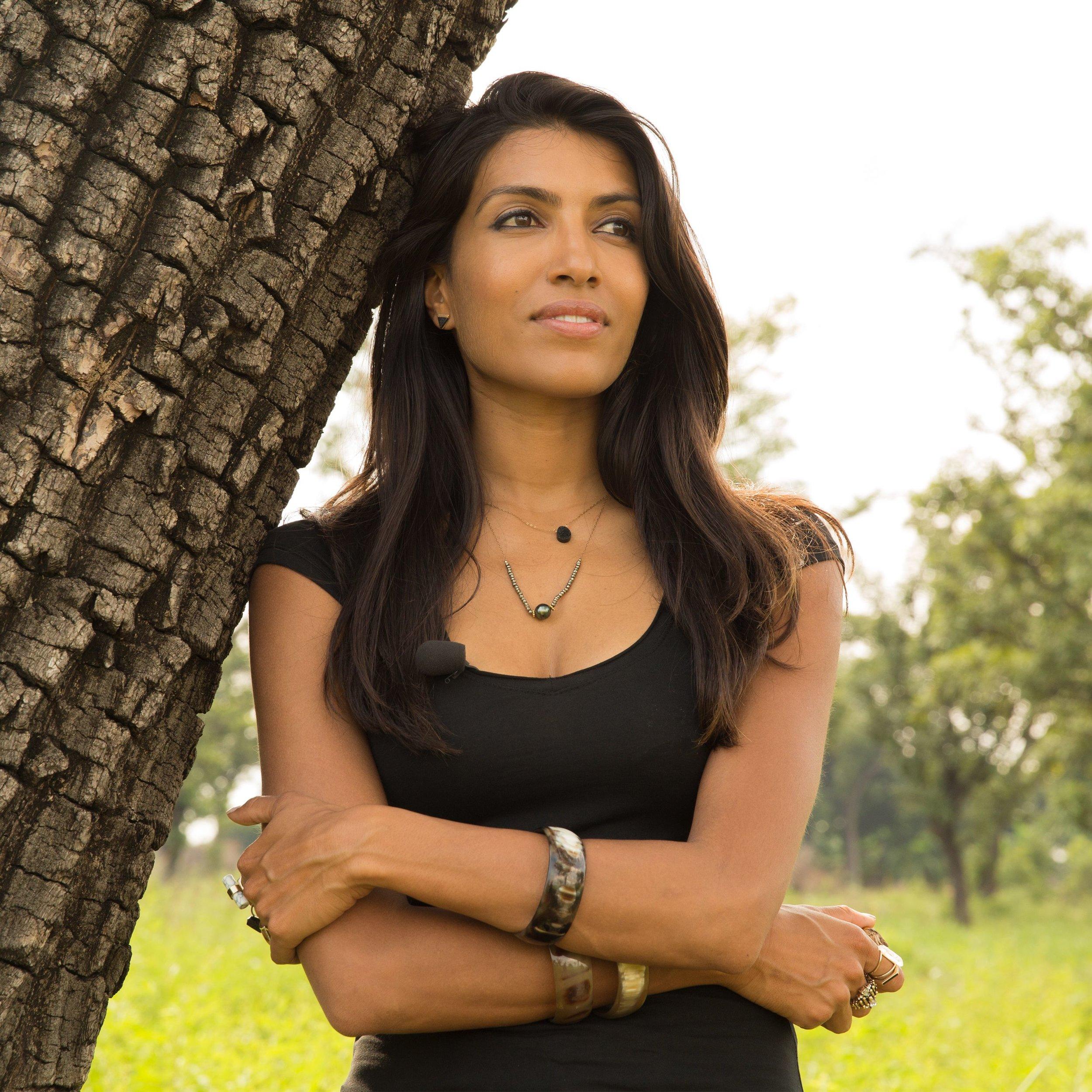 Leila Janah, Founder of LXMI Skincare