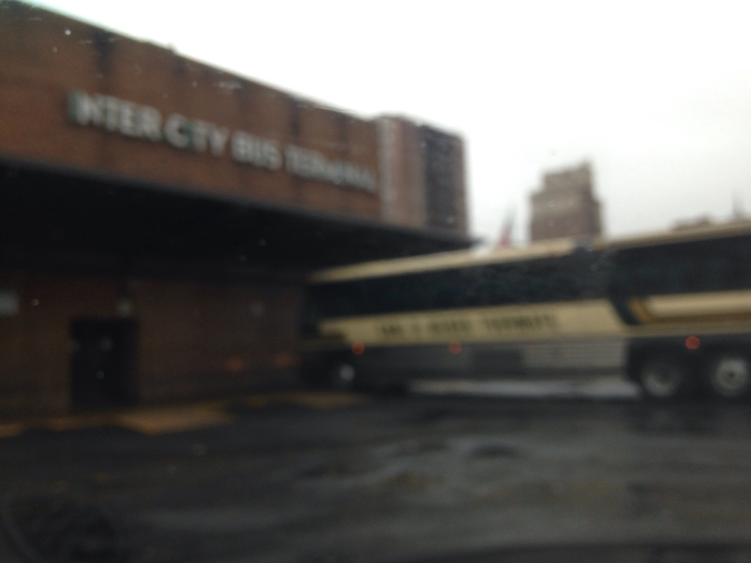 Reading, PA INTER-city Bus Terminal