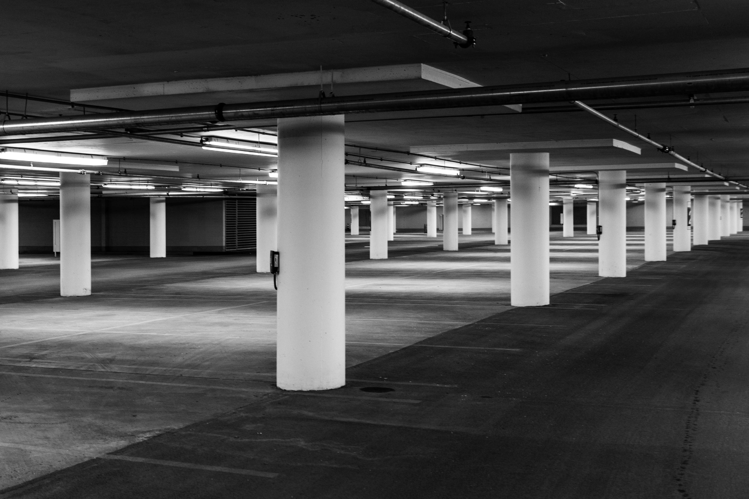 Millenium Park Parking Garage