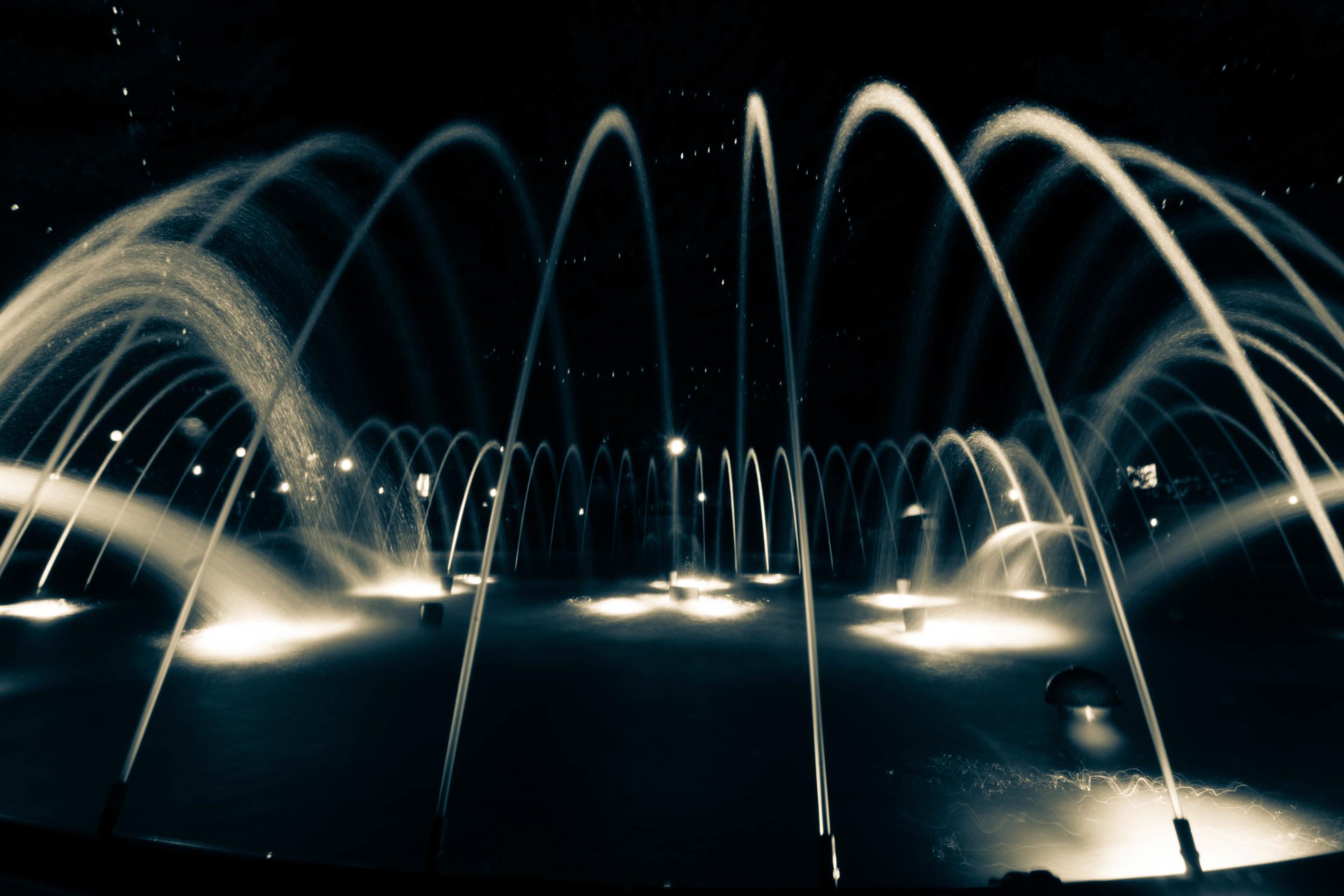 Fountain in Columbia SC