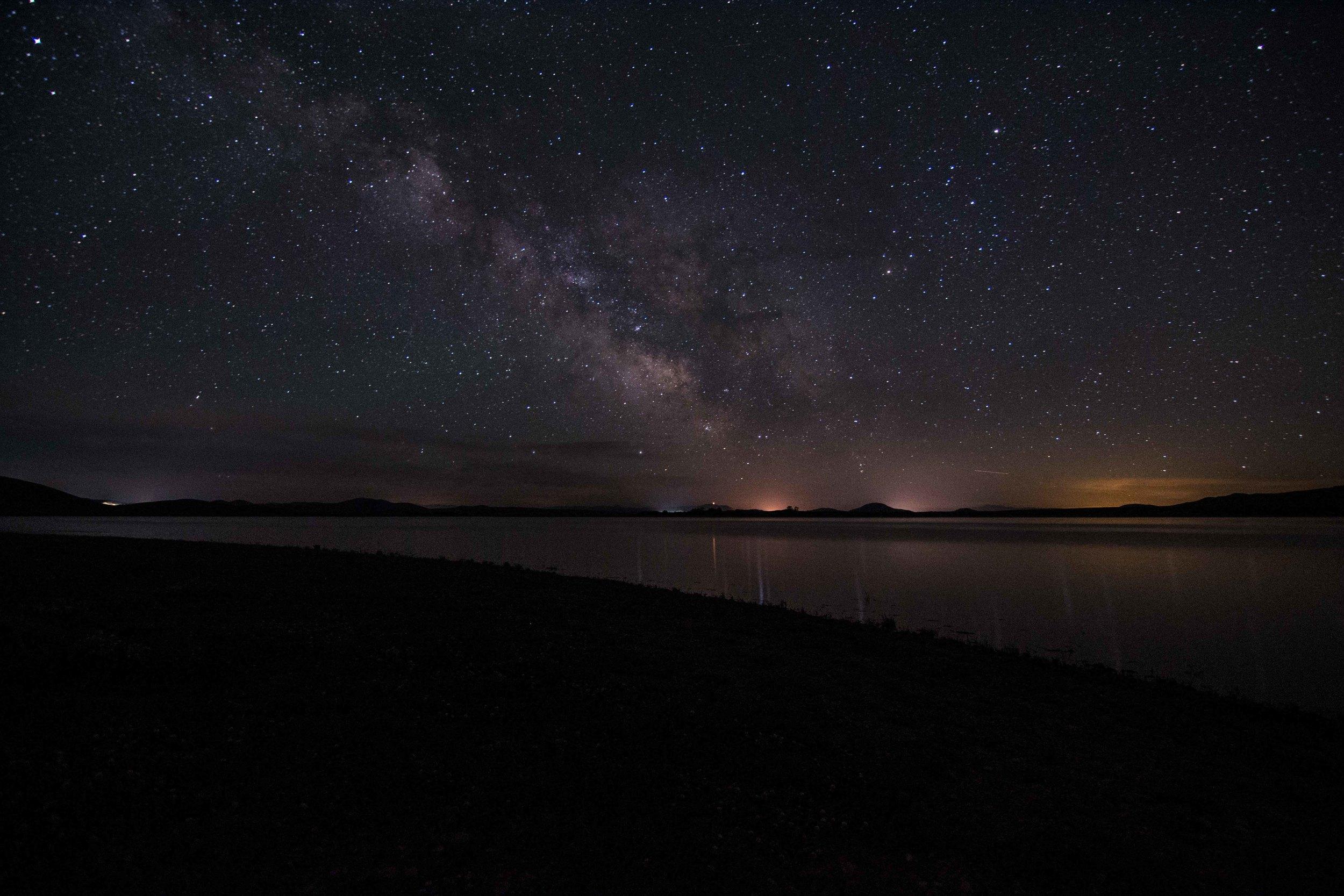 Blackfoot Milky Way