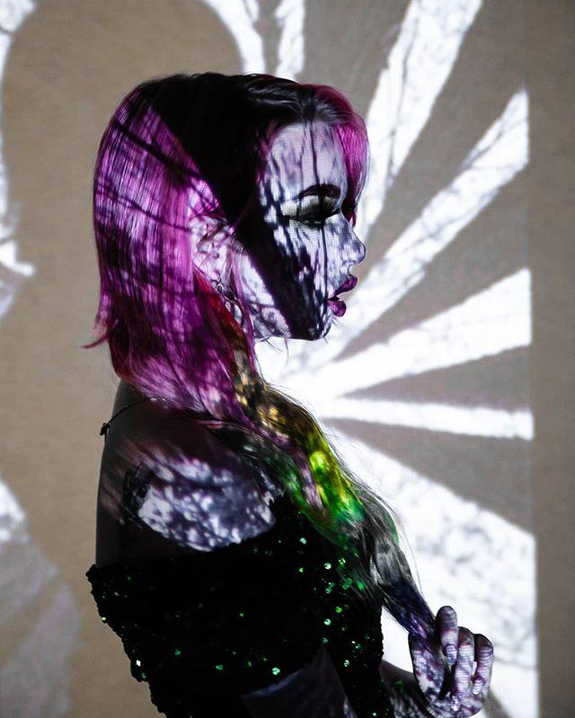 I love the looks that we create! This one has a very graphic novel feel to it ᕕ( ᐛ )ᕗ Model: @lilac__avery . . . . .  #pravanavivids #unicornhair #vivids #vividhair #rainbowhalr #dyeddollies #mermaidhair #colormelt #dallasisdallas #dallasmodel #moodyports #dallasmodels #agameofportraits #snowisblack #top_portraits #mermaidians #dallasphotographer #mydtd #instadfw #discoverportrait tlife_portraits #marvelous_shots #ftmedd #humanedge #makeportralt #21nstagoodportraitlove #10stfog #vscoportrait #featurepalette #portraltsmag