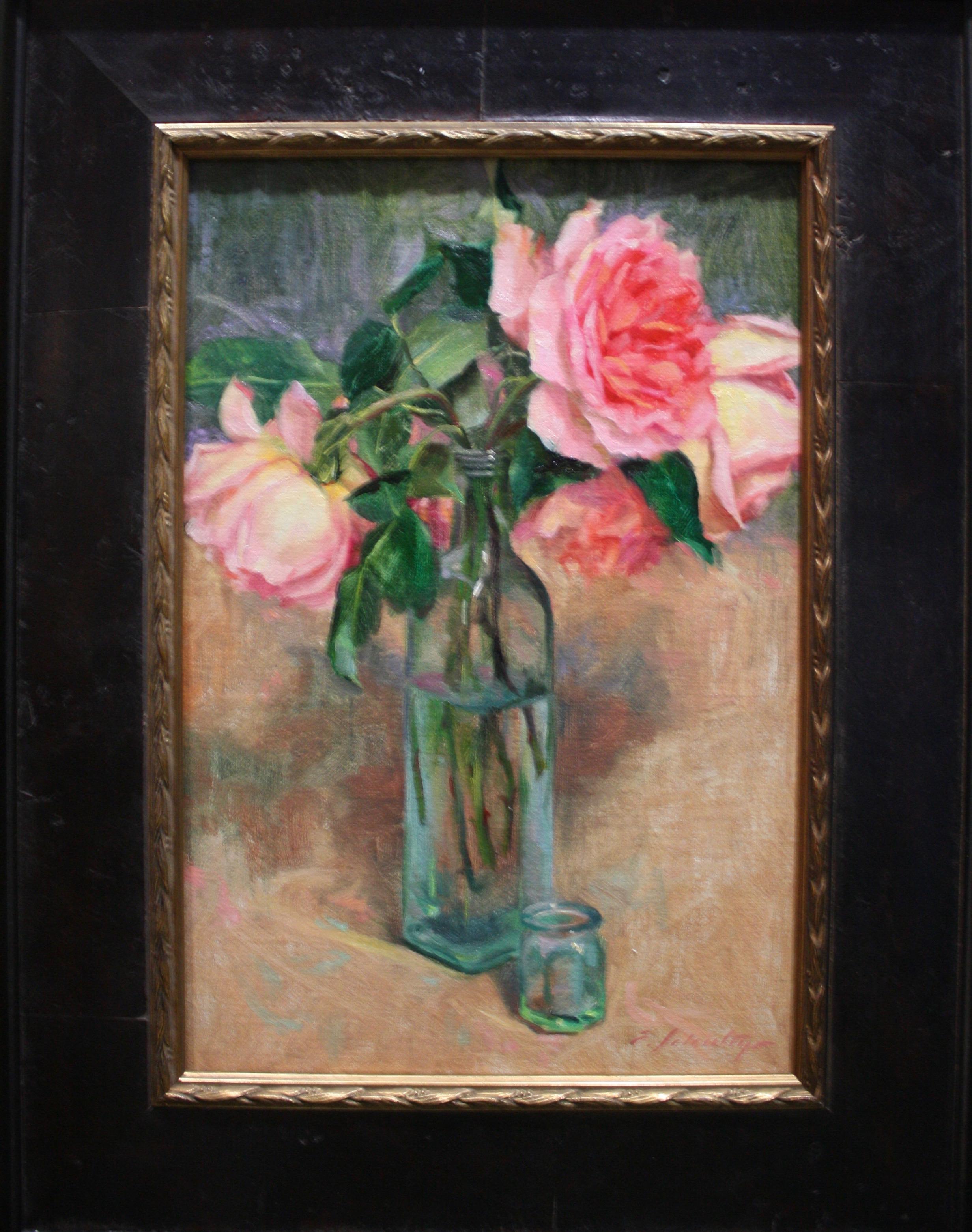 """Bouquet at Breakfast"" 9.5x14 $500"