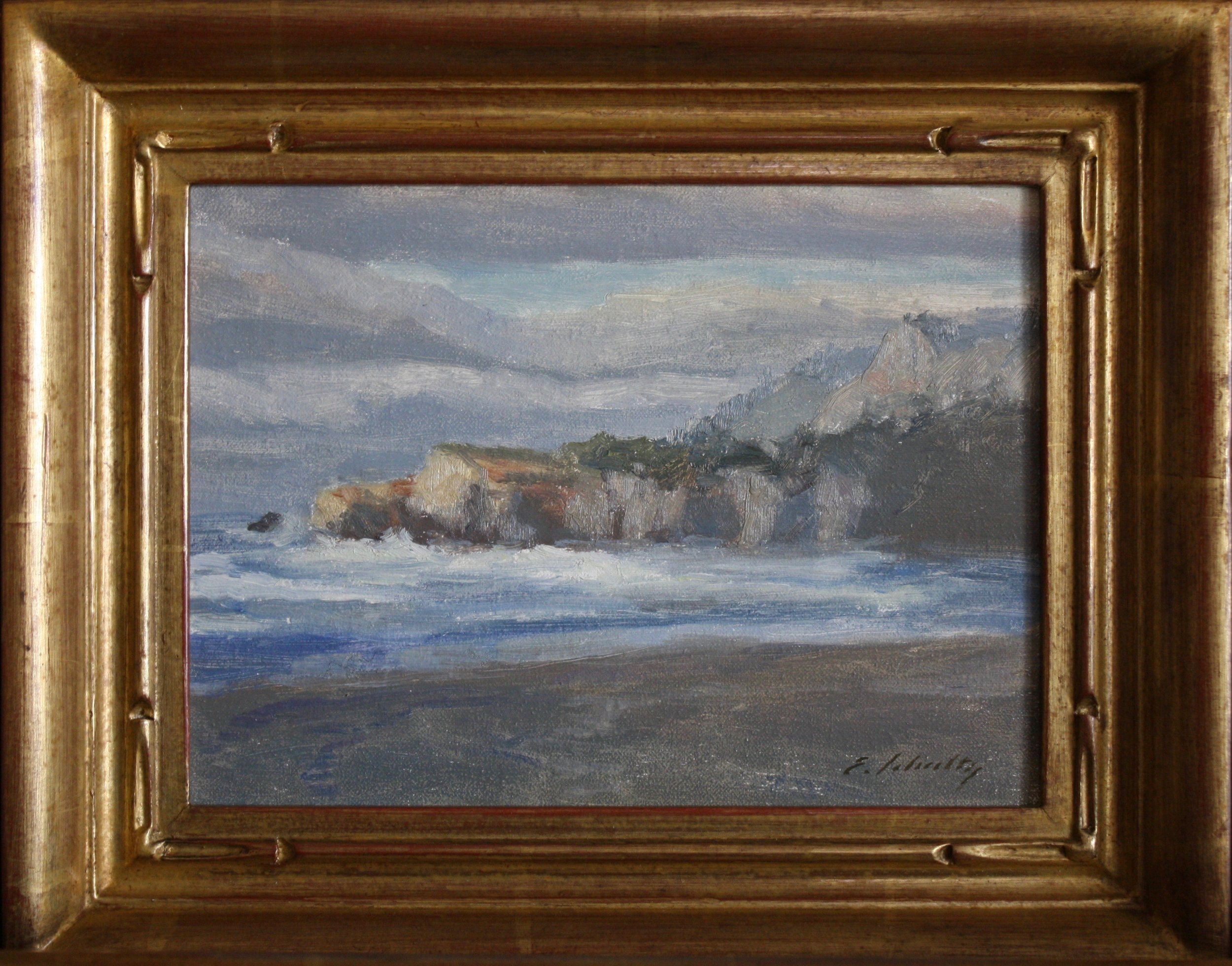 """Punch Bowl Point"" 6x8 $350"