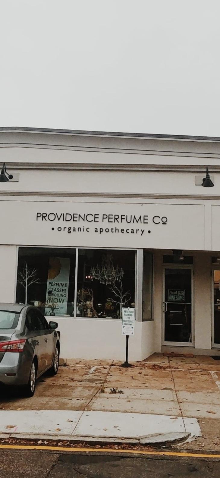 providence perfume co