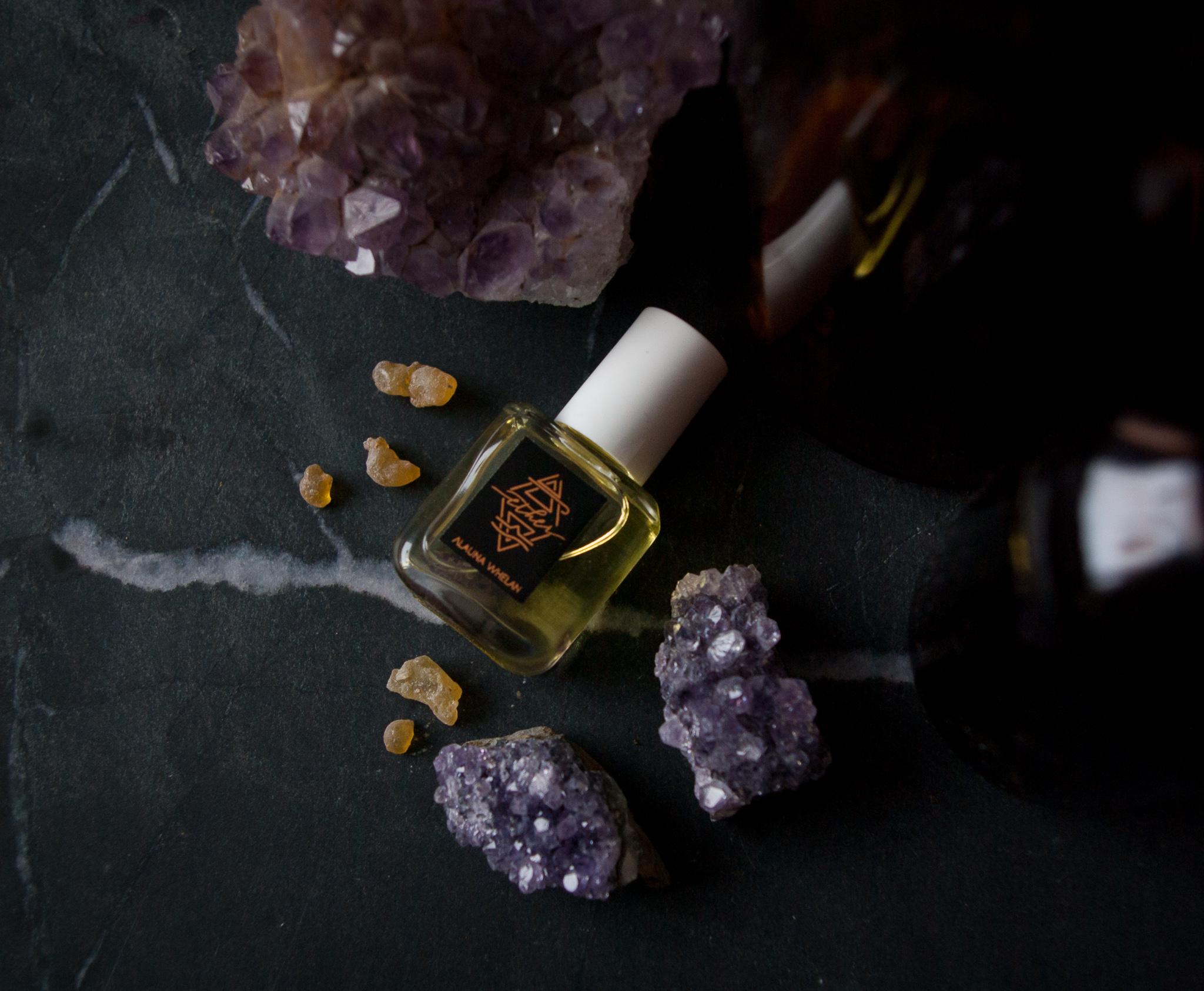 botanical perfume ether element