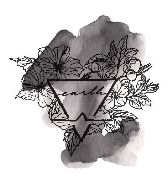 earth alchemical symbol