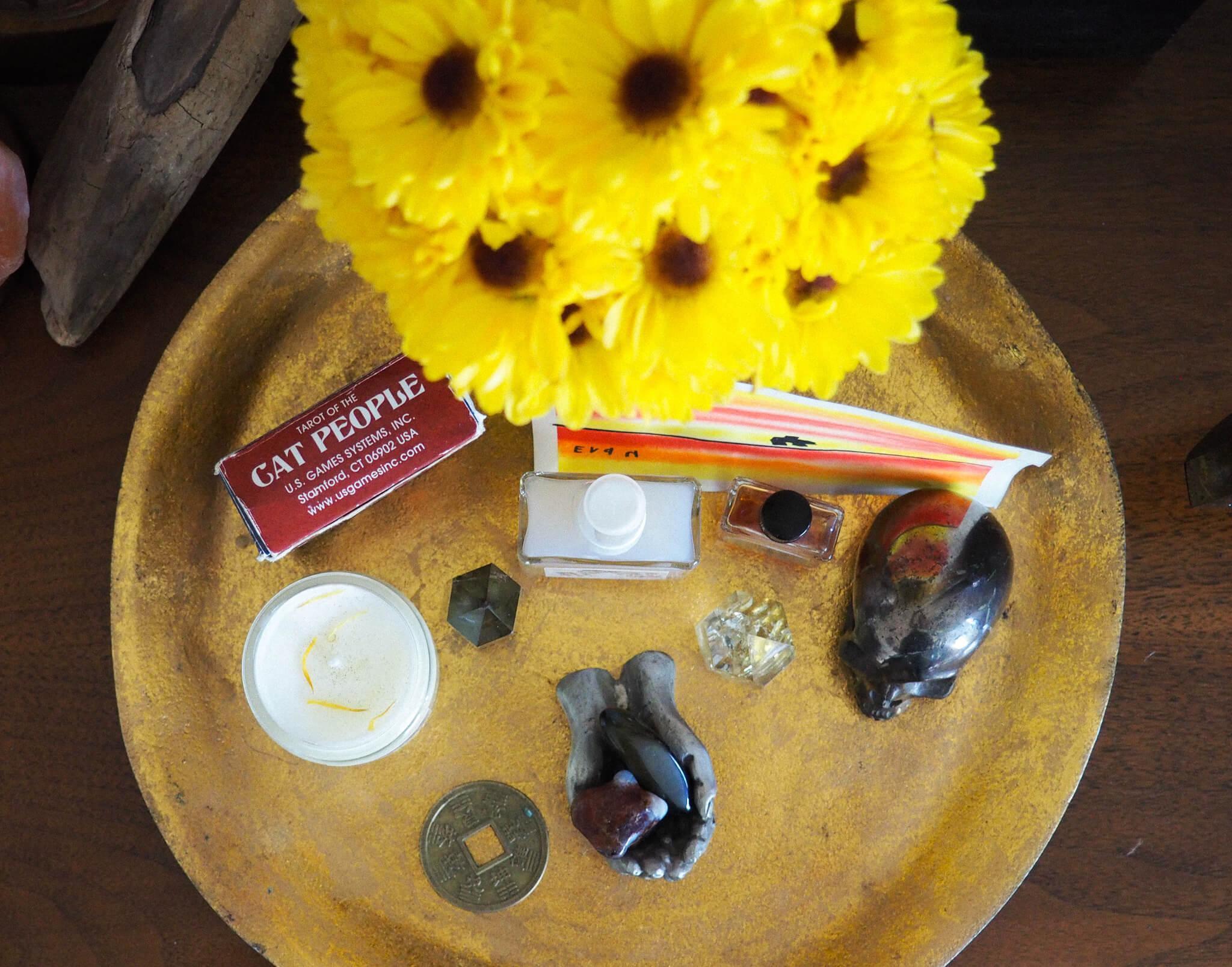 Spring Altar