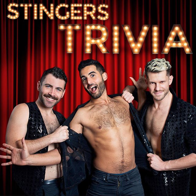 🌈💃 Just three weeks to go 'til Stingers Trivia! We're working on an incredible show for you, and there are big prizes to be won. Secure your table now at sydneystingers.org.au/trivia! (Tap @sydneystingers for a link in our profile.) All proceeds support our teams