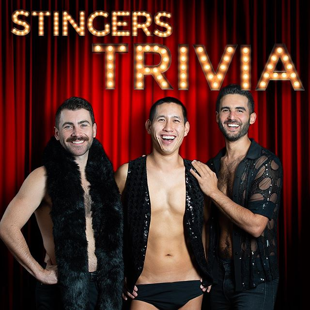🌈💃 Still a few tickets left for our amazing Stingers Trivia nights this Friday and Saturday! Book today at sydneystingers.org.au/trivia (tap @sydneystingers for a link in our profile)