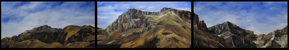View From Nihahi Ridge