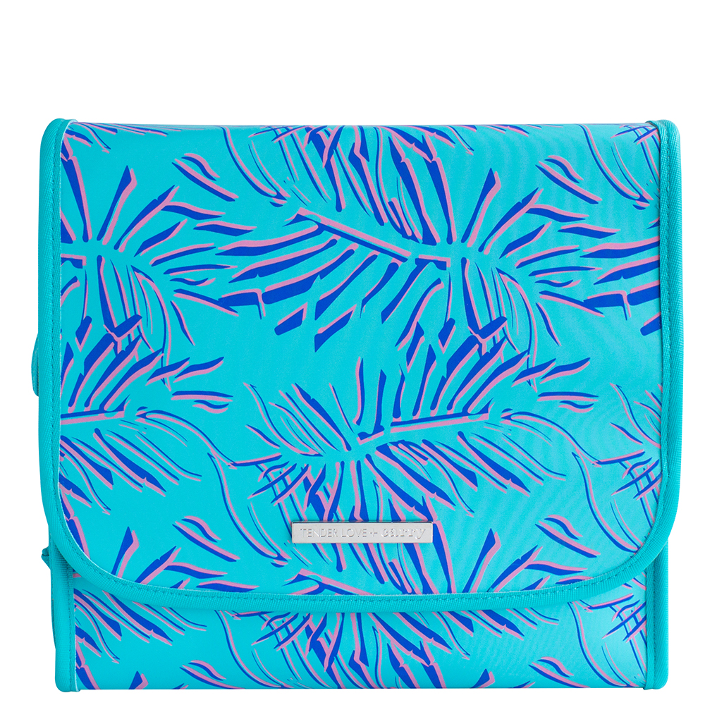 Tropical Jungle Large Washbag - Code: T-161LJB