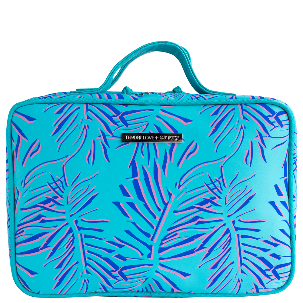 Tropical Jungle Washbag - Code: T-160LJB