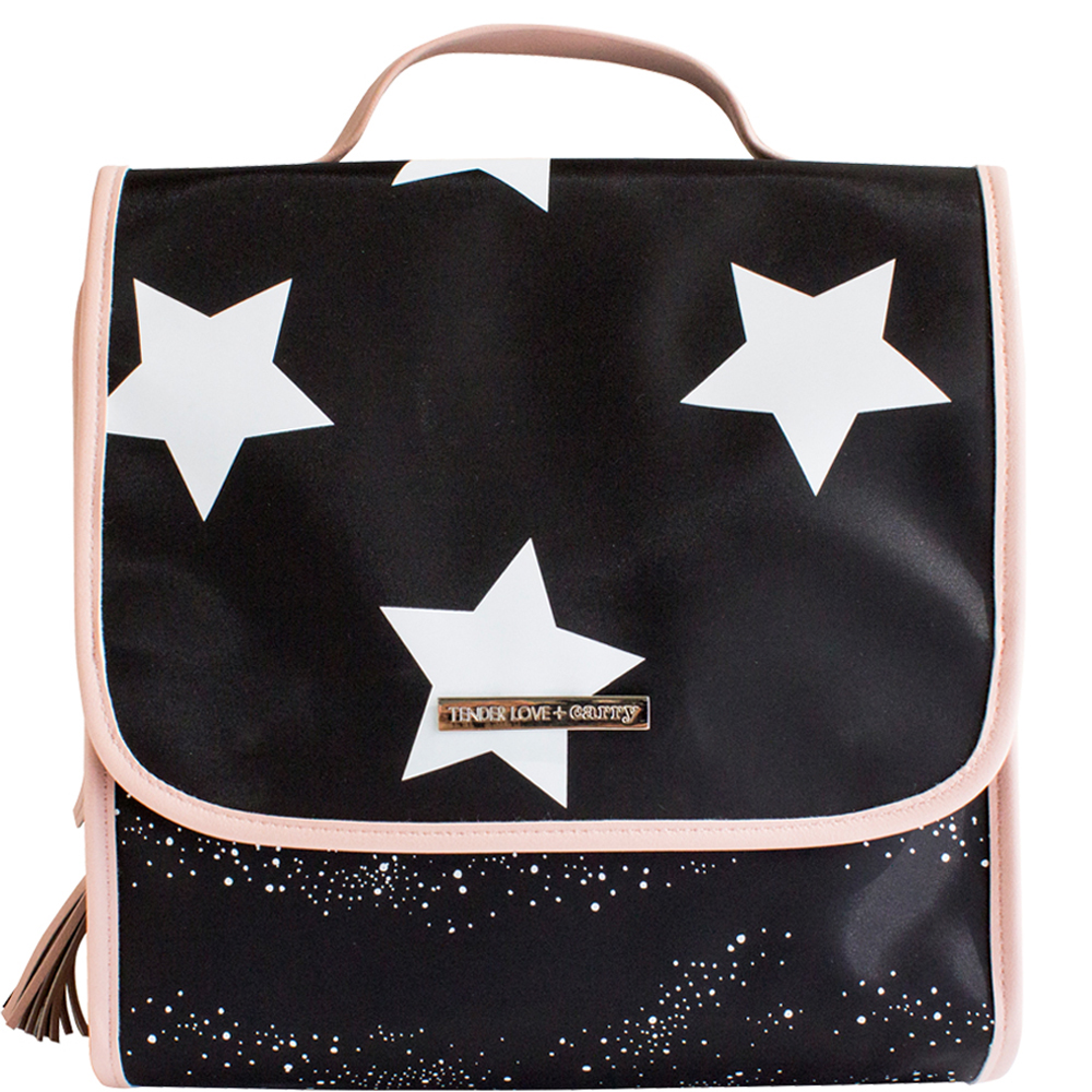 Blush Stardust Large Washbag - Code: T-161SDB