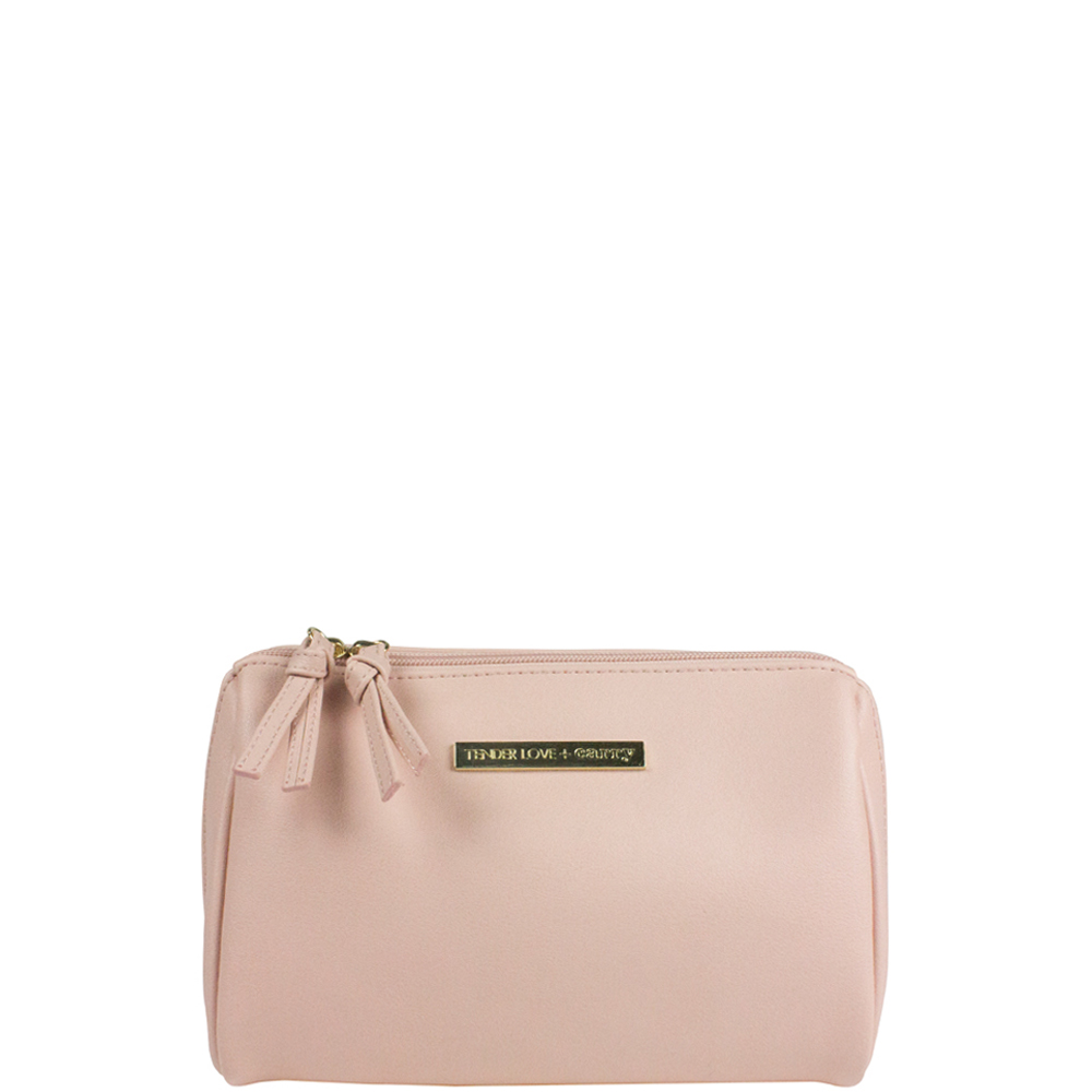 Dusty Pink Clamshell - Code: T-228DP