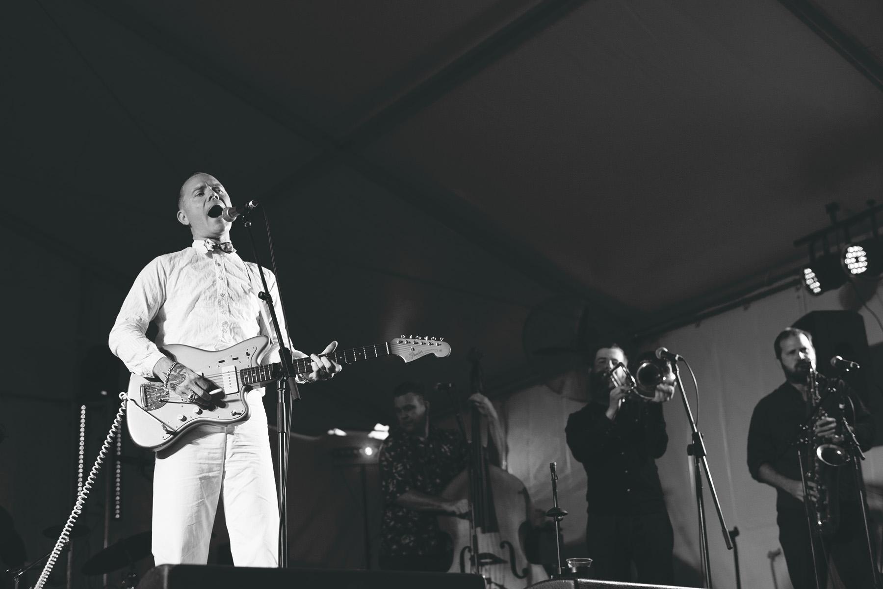 Dan Sultan - Riverboats Music Festival 2015