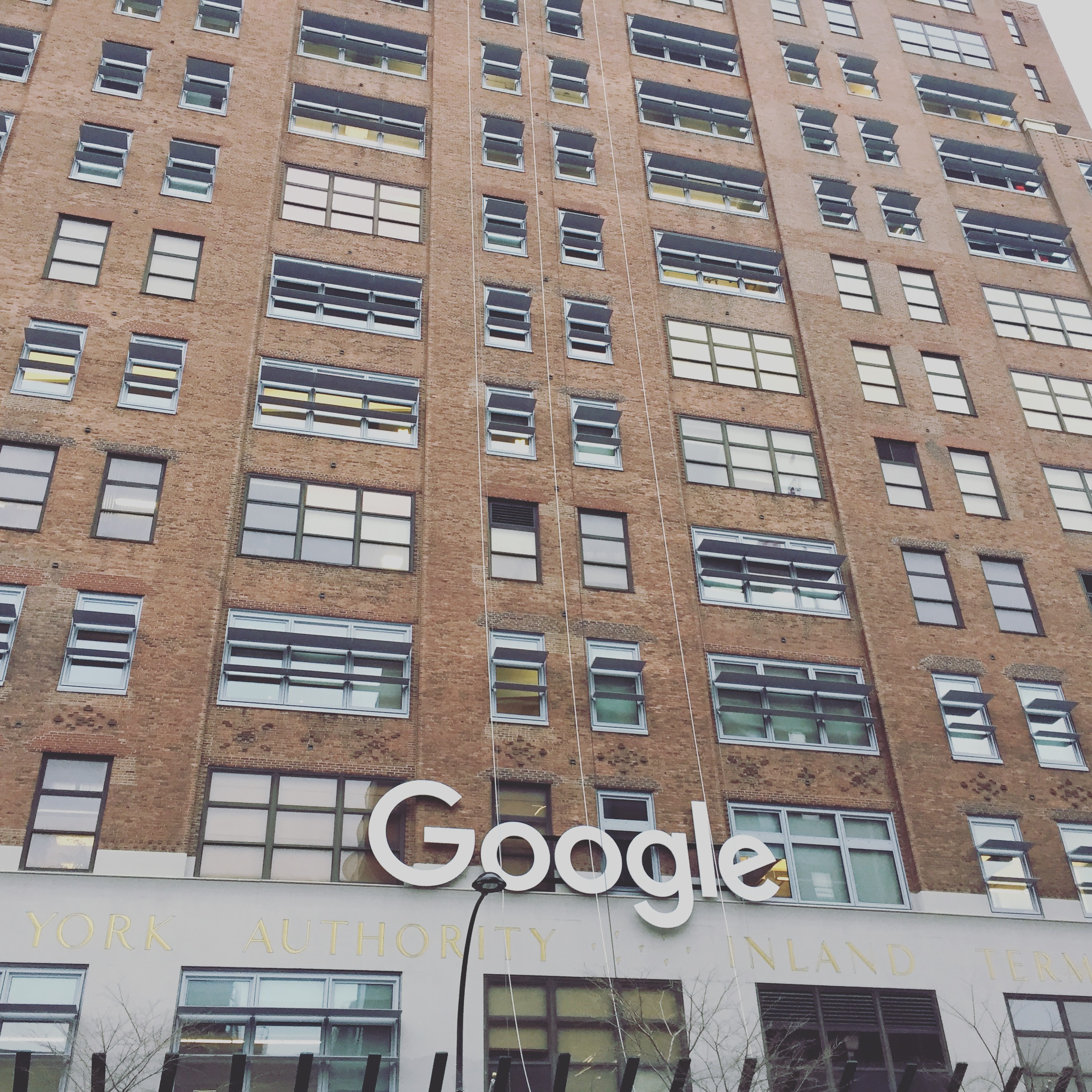 Google office in NYC