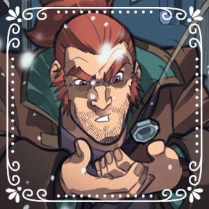 Morris - A self-loathing dwarf, Morris (who was actually given the birthname Morgus) abandoned his clan during his teenage years and took to a life of crime. He has completed several important jobs for Luna over the last decade (with mixed results).