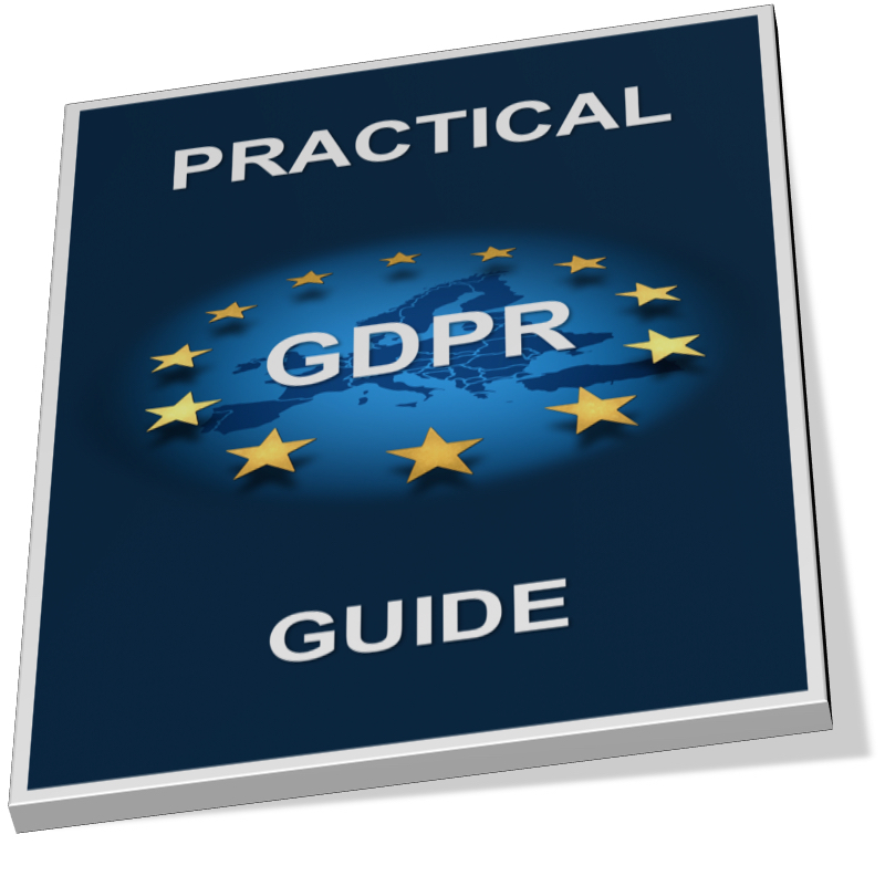 Cover Practical GDPR guide