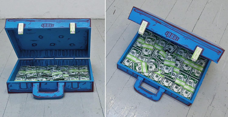 Suitcase (100,000 Dollars)