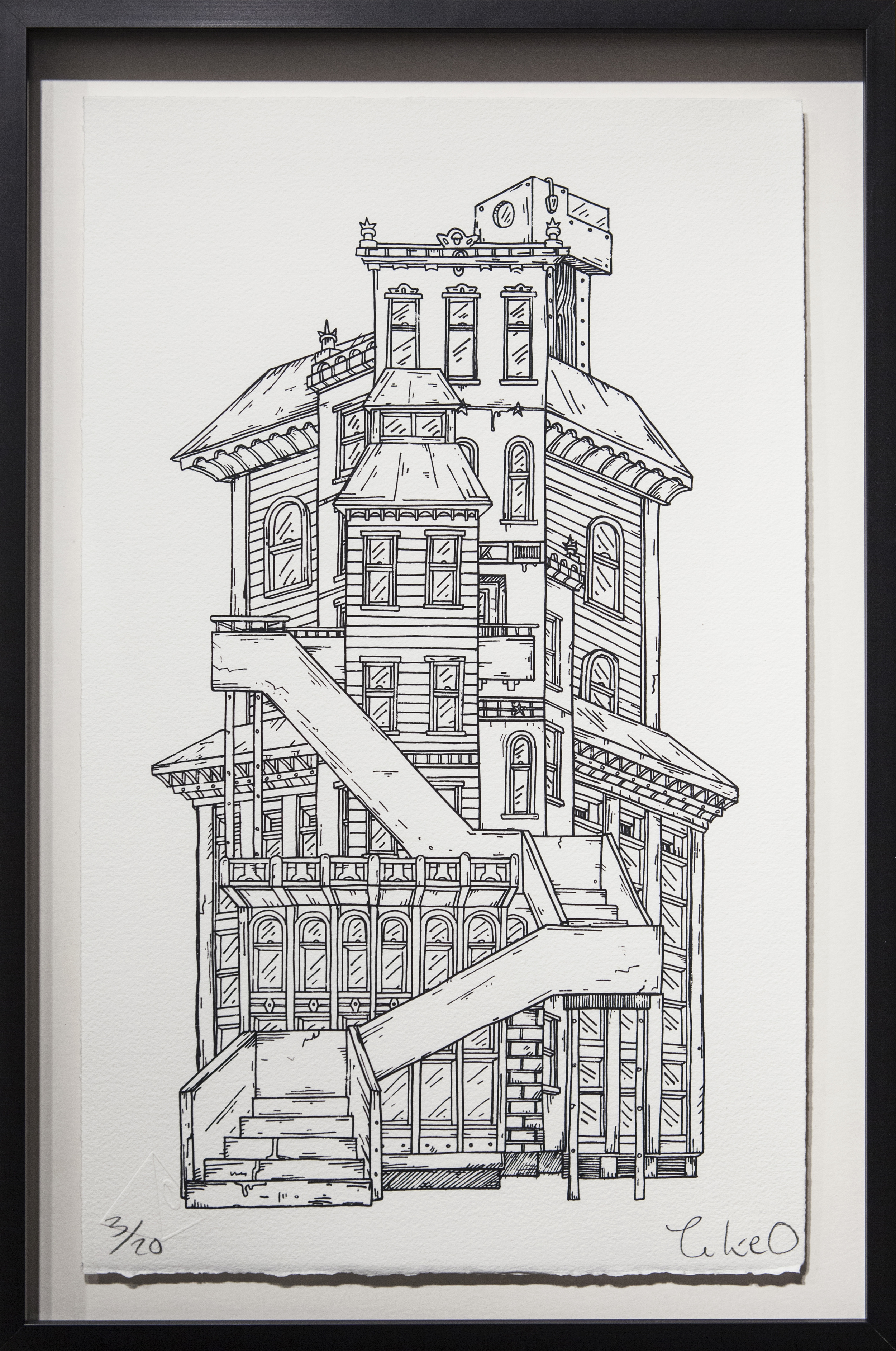 Staircase Place