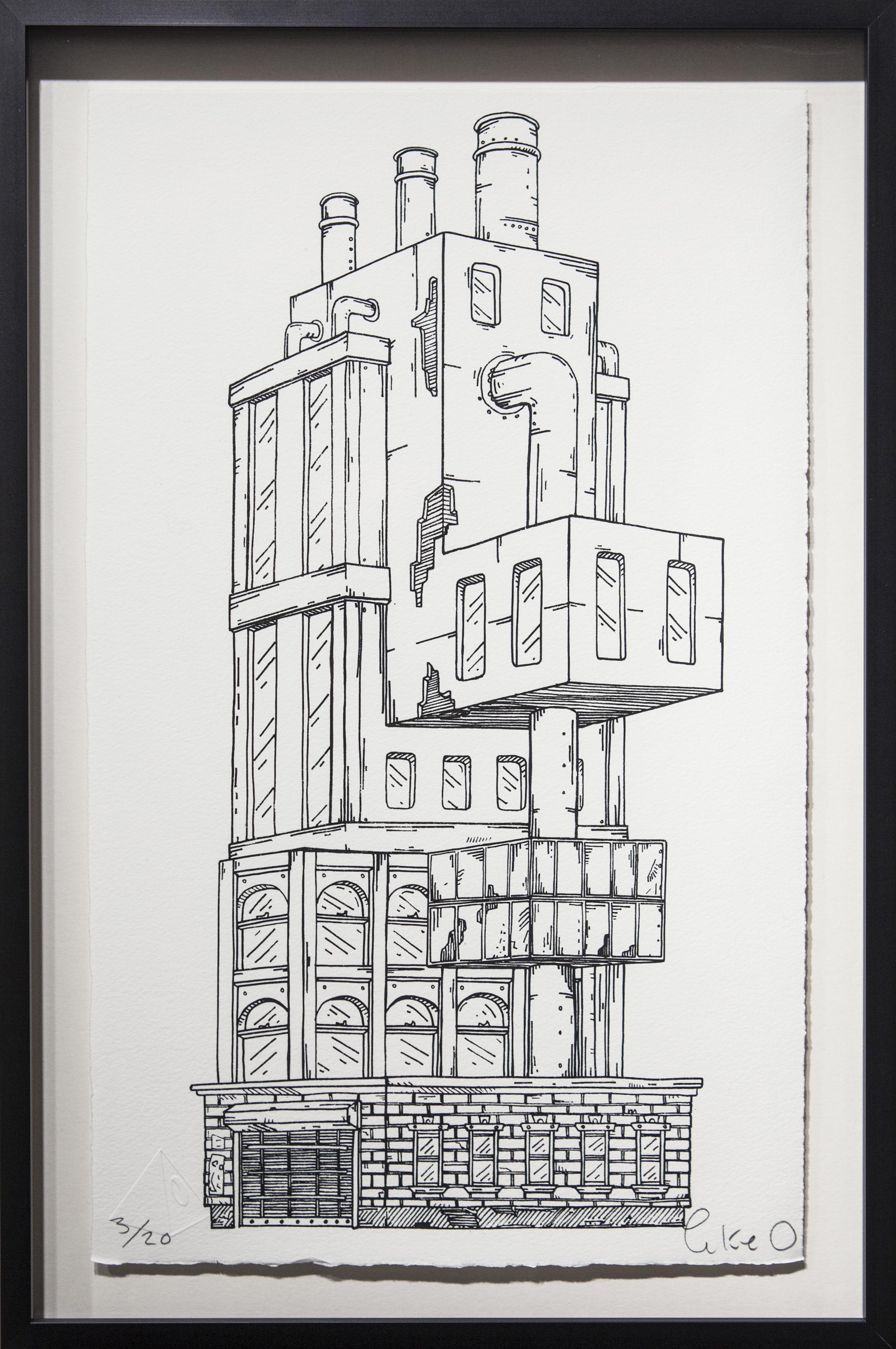 Trapdoor Tower