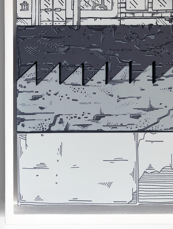 Wave Runner (Detail)