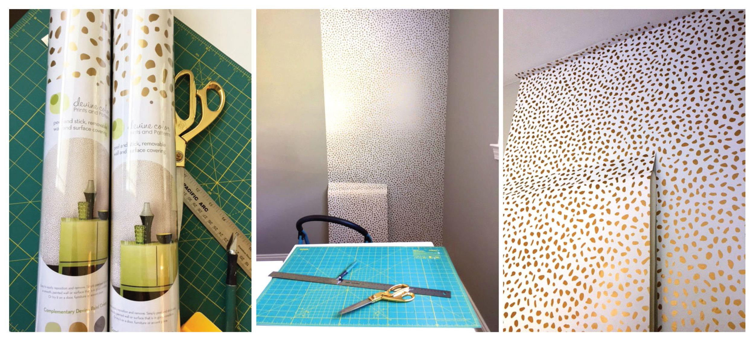 House Plus Love ORC Wallpaper Steps 1