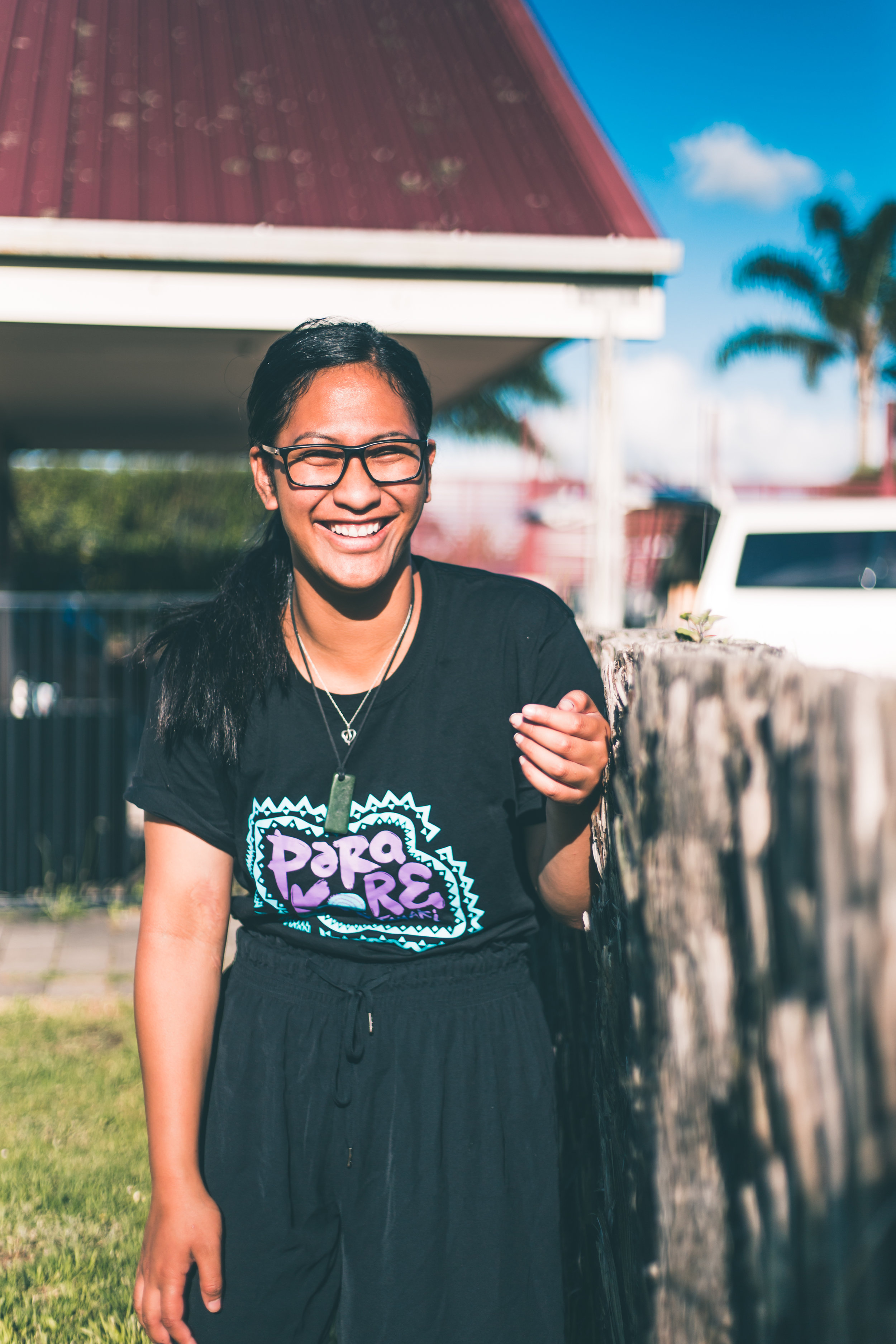 Awhina-Tawera Takuira-Mita - Kia Ora. Ko Awhina-Tawera toku ingoa, he uri tenei no Te Arawa.Next year I'll be a Year 13 student at Te Wharekura o Manurewa. At the end of April 2018 I came to OMG Tech, not knowing anything about the organisation or programme.Throughout the programme I have gained technology and computer skills, created a bond with people I usually wouldn't associate with and have created so many wonderful and lifelong memories. Now that the programme is coming to an end, I will leave with lifelong friends, an amazing experience, and a new family.
