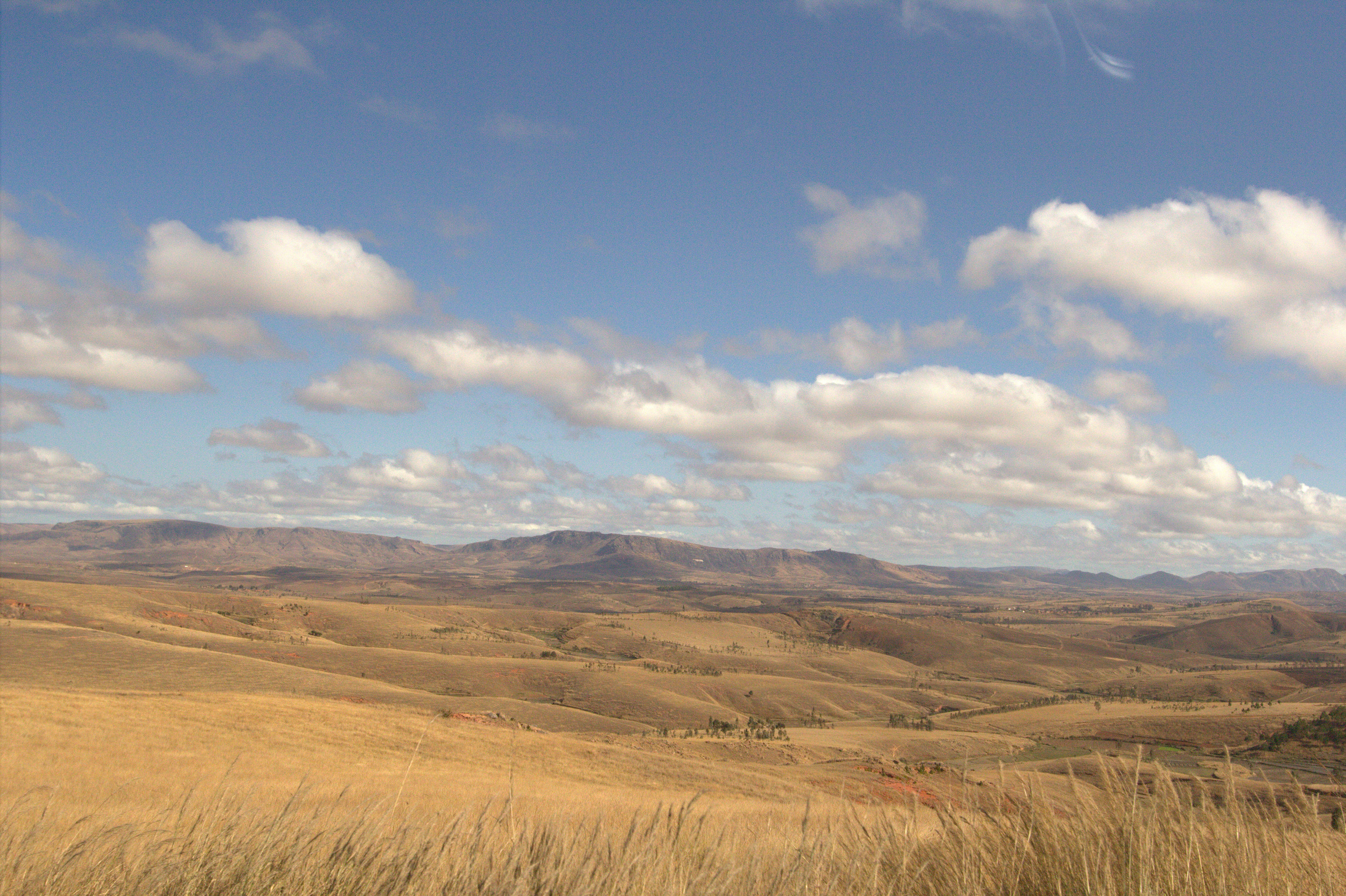 Beautiful Madagascar countryside!
