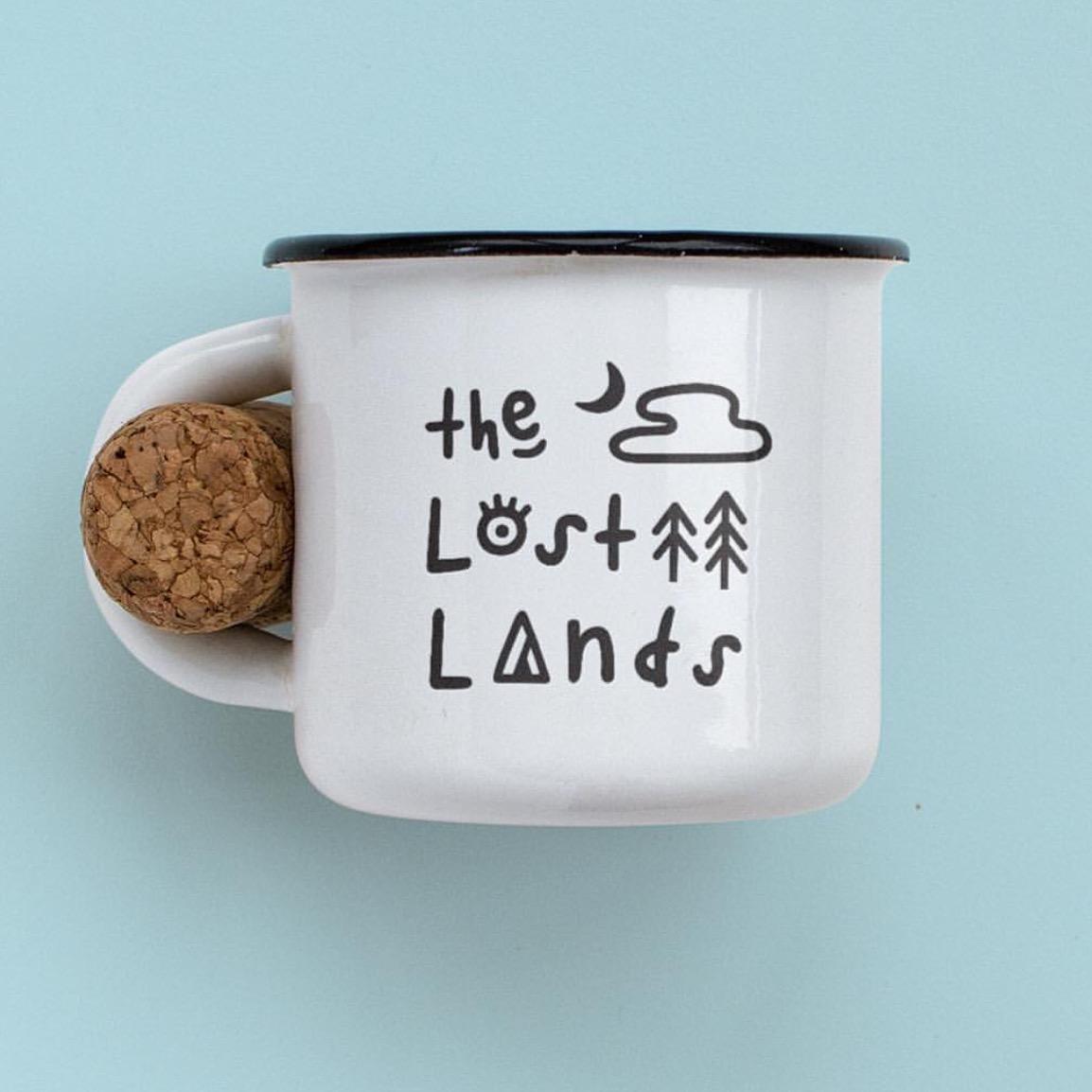 The Lost Lands branding mockup_MarkConlan